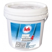 Brome Multi-action 4 HTH  Seau de 5 KG