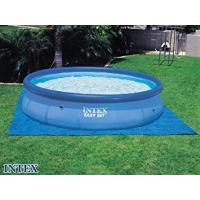 Tapis de sol pour piscine ronde de 2m44 à 4m57