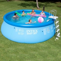 Kit piscine easy set autoportante 4m57