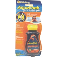 TESTEUR AQUACHEK ORANGE 3 EN 1 (OXYGENE ACTIF)