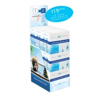 DISPLAY 9 PACKS AQUAFINESSE