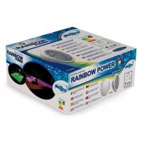 AMPOULE WELTICO RAINBOW POWER 12 LED COULEUR nouveau modèle