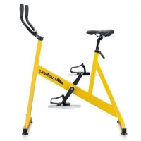 VELO PISCINE PM INDUSTRIE AQUANESS V1 JAUNE