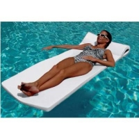 MATELAS SUNSATION BLANC TRC RECREATION 8020004