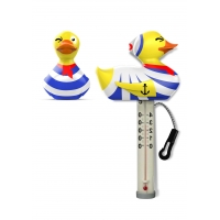 THERMOMETRE CANARD COULEUR KOKIDO TM08C