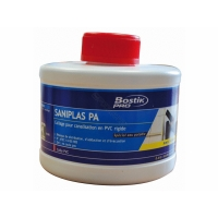 Colle PVC Bostik Saniplas Pa 500 mL 20402