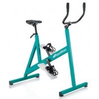 Vélo pour piscine AquaNess V1 vert d'eau