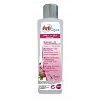 Parfum pour spa HTH senteur bouquet de roses et groseille 200 mL L800326HA
