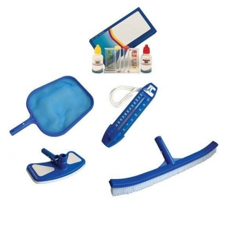 Kit complet d'entretien piscine Poolstyle K112CS/3W